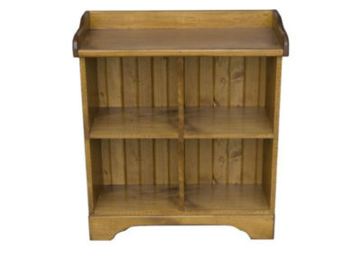 Springwater Woodcraft 4 Cube High Cubby made from sustainable pine