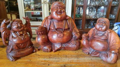 Assorted Garden Buddhas Various Sizes